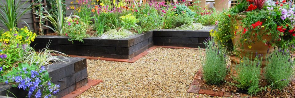 Beautiful Raised beds